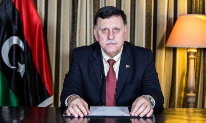 Libye : Al-Sarraj décrète l'état d'urgence à Tripoli et ses environs