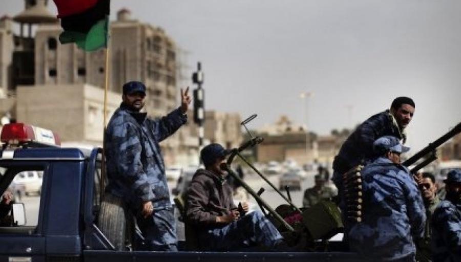 Guerre Tripoli