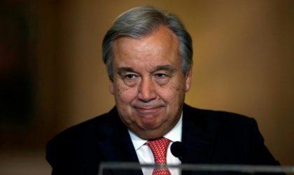 Pressions à l'ONU