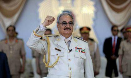 Libye : Khalifa Haftar participera à la conférence de Palerme