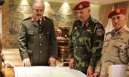 Les Etats-Unis préparent-ils une offensive militaire contre Khalifa Haftar ?