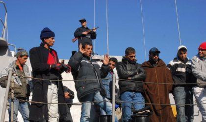La Gendarmerie nationale intercepte 9 candidats à l'émigration clandestine