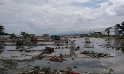Séisme et tsunami en Indonésie : le bilan passe à au moins 832 morts