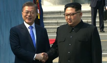 Pyongyang et Seoul s'engagent à dénucléariser la péninsule coréenne