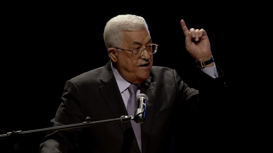 Abbas territoires occupés