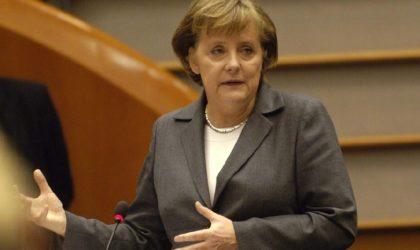 Merkel met en avant le rôle de l'Algérie dans le règlement des conflits en Libye et au Mali