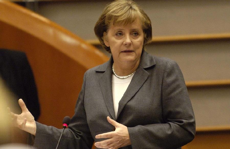 la paix, Merkel