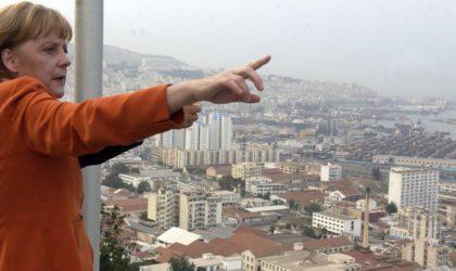 Merkel en Algérie : immigration clandestine et droit d'asile au menu
