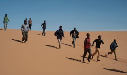 Le Maroc refoule 5 000 migrants dans des conditions inhumaines vers l'Algérie