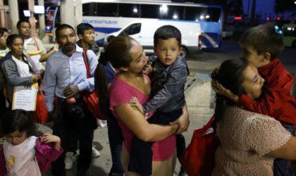 Etats-Unis : le nombre de mineurs migrants en détention atteint des sommets