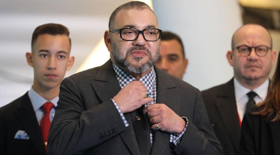 Mohammed VI Maroc