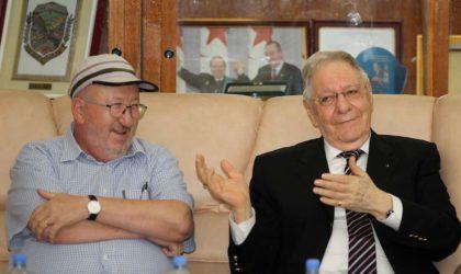 Ould-Abbès : «Nous avons un Président géant, écouté par tous les grands de ce monde»