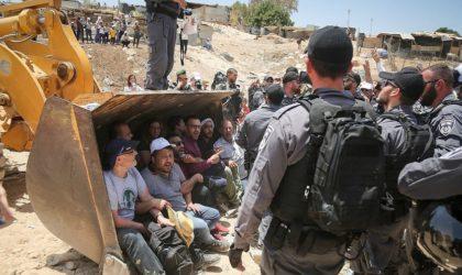 Bruxelles : «La démolition par Israël de Khan Al-Ahmar est un crime de guerre»