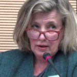 L'eurodéputée, Patricia-Lalonde
