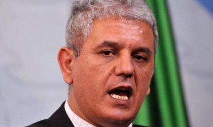 Le président du RCD charge le chef d'état-major de l'ANP