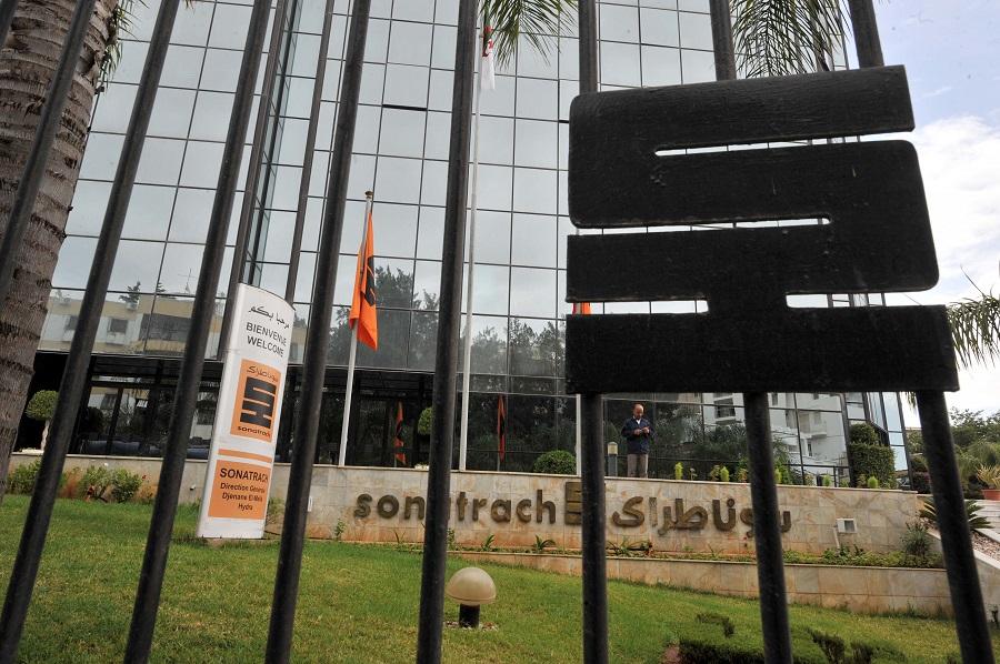 entreprises, Sonatrach 1