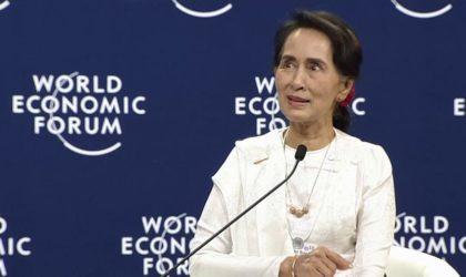 Birmanie : Suu Kyi défend l'emprisonnement des journalistes