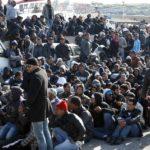 Romdhani, Immigrés clandestins