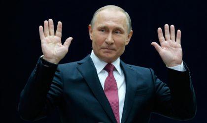 Poutine propose un traité de paix sans condition avec le Japon