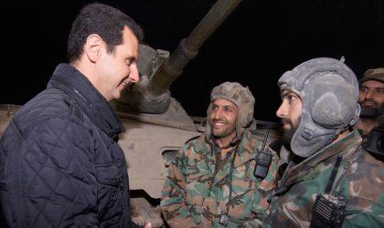 S'inspirant de Sarkozy : Trump a voulu faire assassiner Bachar Al-Assad
