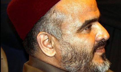Le prédicateur Ali Al-Salabi appelle à l'implication de l'Algérie pour mettre fin aux affrontements à Tripoli