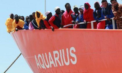 Migrants : les négriers des temps modernes