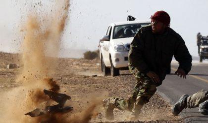 L'Algérie préoccupée par la persistance des affrontements armés en Libye