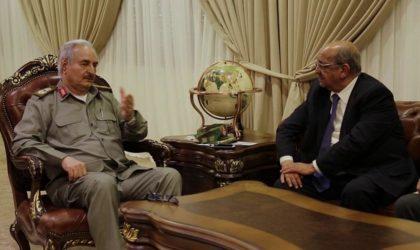 Haftar s'explique et accuse le Qatar de chercher à créer une crise avec l'Algérie