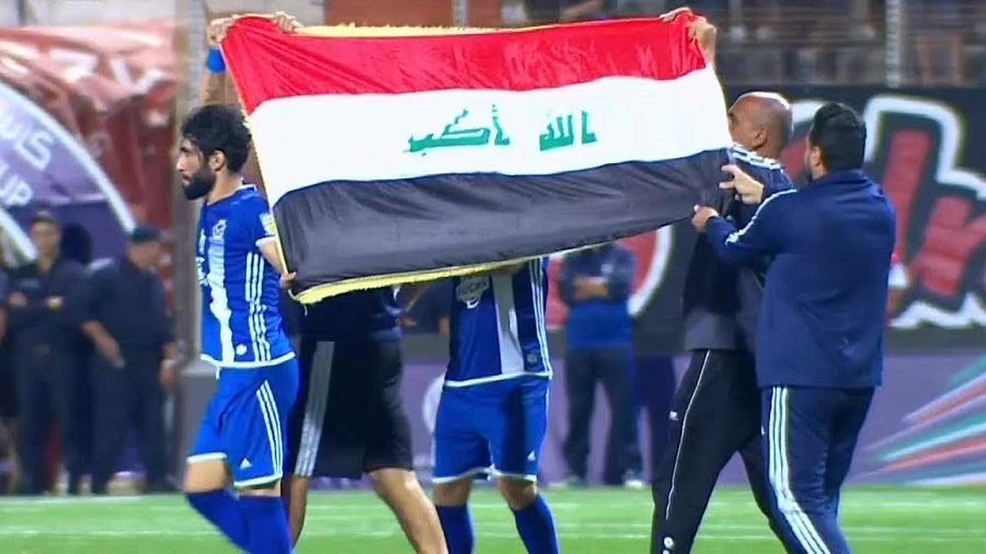match irakiens