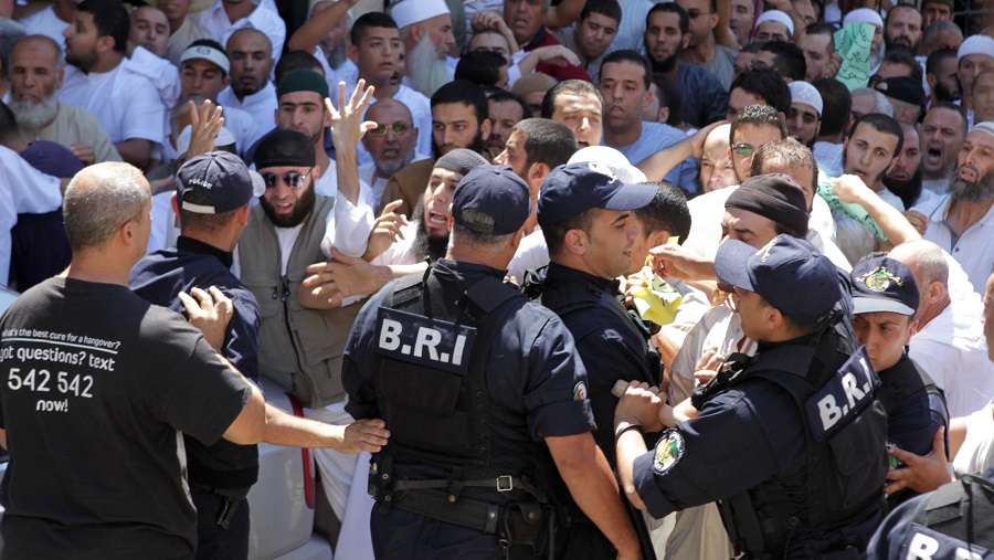 islamistes spectacle