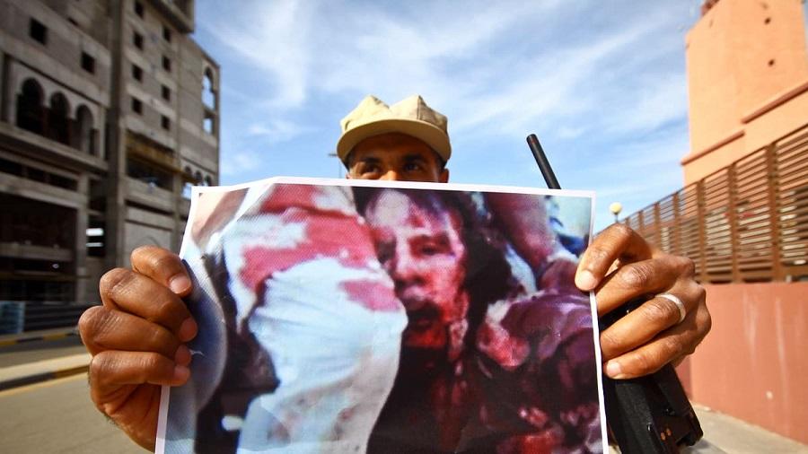France Kadhafi