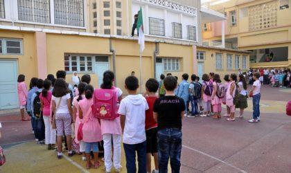 Plus de 9 millions d'élèves rejoindront mercredi les bancs de l'école