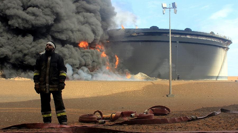 Libye pétrole