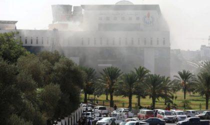 Libye : attaque contre le siège de la compagnie pétrolière