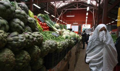 Inflation moyenne annuelle à 4,8% en août 2018