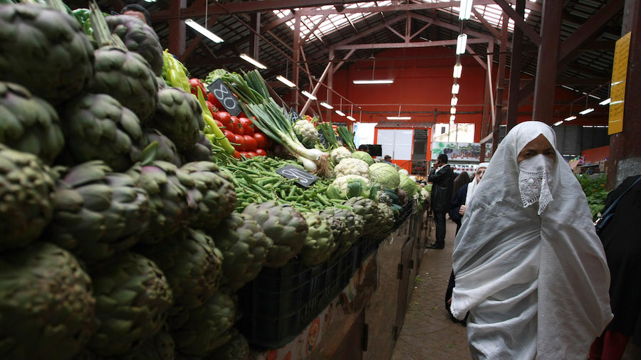 Inflation Moyenne Annuelle A 4 8 En Aout 2018 Algerie Patriotique