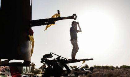 Libye : l'ONU réclame l'arrêt immédiat des hostilités