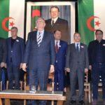 ministres FLN président