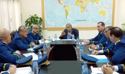 Le chef de la sécurité de l'aéroport d'Alger démis de ses fonctions