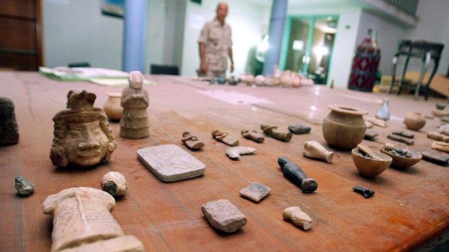 musee bagdad irakien
