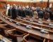 Vingt sénateurs se solidarisent avec leur collègue arrêté pour corruption