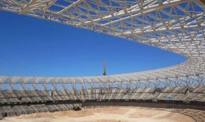 Oran : réhabilitation de six infrastructures sportives pour les JM-2021