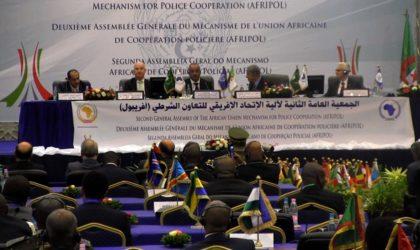Criminalité transnationale et terrorisme au cœur du débat de l'AG d'Afripol