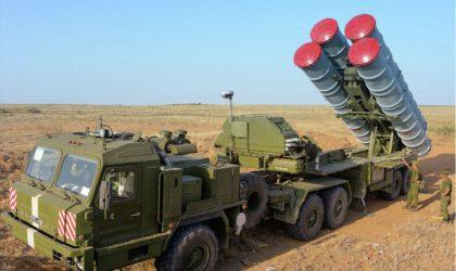 Syrie: La Russie achève la livraison de missiles S-300 à Damas
