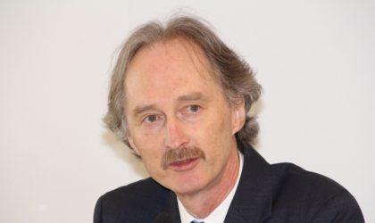 Crise syrienne: Guterres nomme Geir O Pedersen à la place de Mistura