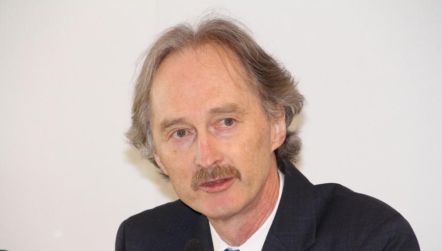 Geir O Pedersen