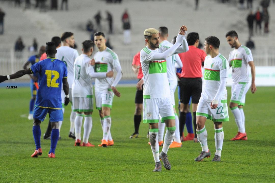 Algérie - Bénin