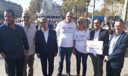 Le mouvement Mouwatana appelle à un rassemblement à Paris le 6 octobre