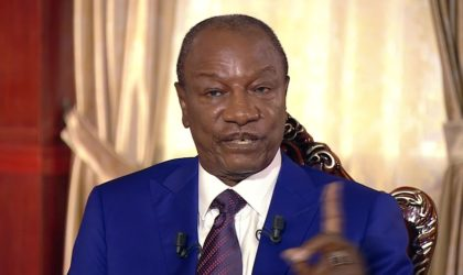Alpha Condé: «C'est à cause de la France que la Guinée est en retard»