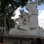 vandalisme, Aïn Fouara